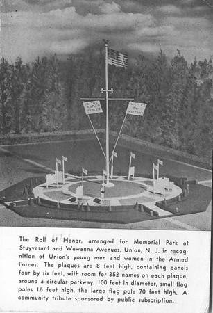 war memorial post card030