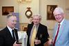 Tom Murphy, Robin Bailey and Eamonn Mullan