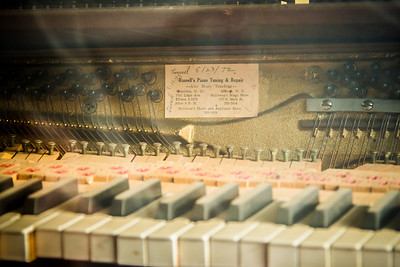 Russell's Piano Tuning & Repair, Holloway's Music & Appliance Store