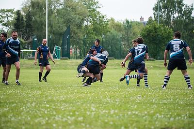 Caledonian Thebans vs. Straffe Ketten