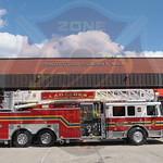Uniondale F.D. 7544 Wet Down 9/7/14