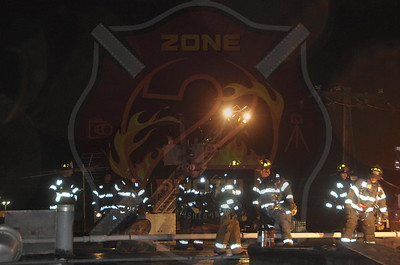 Uniondale F.D. Signal 10 1100 Stewart Ave. 12/1/14