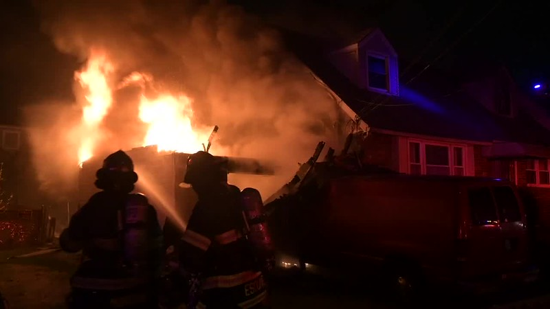 Uniondale House Fire- Paul Mazza