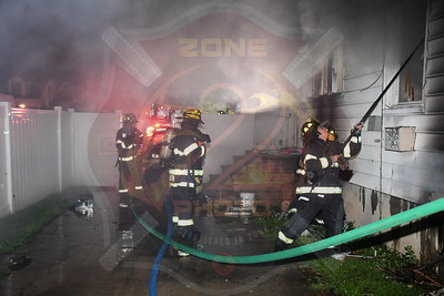 Uniondale F.D. Signal 10  Hawthorne Ave.