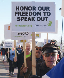 Black Friday Walmart Protest '12 (9)