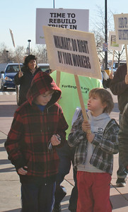 Black Friday Walmart Protest '12 (12)