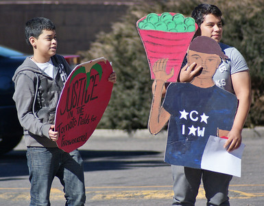 Farm Workers Wendy's Protest 2/13 (7)