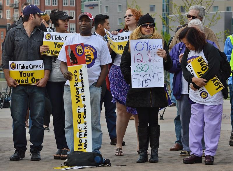 fight-for-$15-protest-Denver-22
