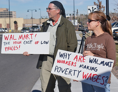 Black Friday Walmart protest '13 (18)