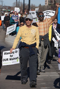Black Friday Walmart protest '13 (28)