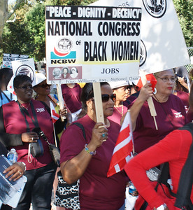 March On Washington 50th Anniversary - Unions (11)