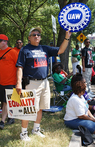 March On Washington 50th Anniversary - Unions (5)