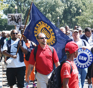 March On Washington 50th Anniversary - Unions (13)