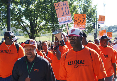 March On Washington 50th Anniversary - Unions (4)