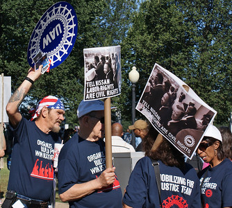 March On Washington 50th Anniversary - Unions (3)