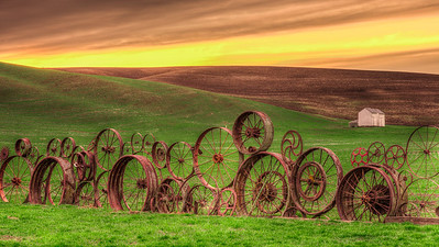Rolling Fence