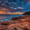 Sunset, Acadia National Park, Maine
