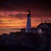 Dawn, Portland Head Lighthouse, Maine