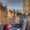 Victoria Street, Edinburgh Scotland