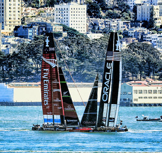 America's Cup ~ Sept. 23, 2013