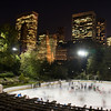 Skating at Wollman Rink
