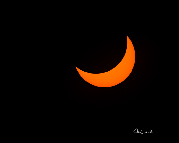 2017 Solar Eclipse-Central Texas