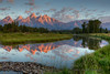 Schwabacher's Landing on a beautiful summer morning.  Grand Teton National Park 8/1/10.