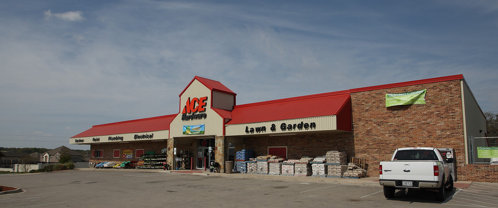 <h3>And one more thing....  <h4>I own the ACE Hardware store in Willow Park, Texas, where I have a wonderful staff of people that oversee daily operations.  They even let me get a little involved now and then.