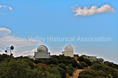 Kitt Peak National Observatory in Tucson, Arizona