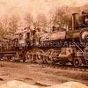 Railroad in the Oklahoma Territory, circa 1870