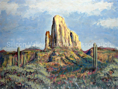 Picacho Peak in Pinal County, Arizona