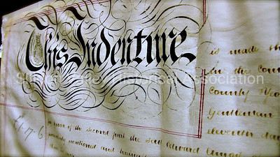 1855 Indenture from Kent, England