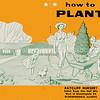 1960s Raycliff Nursery How to Plant brochure