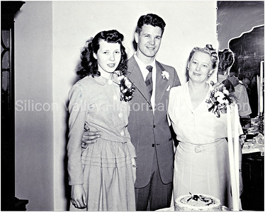 1938 Wedding photo