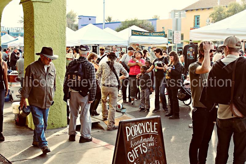 Fourth Avenue Holiday Street Fair in 2017 - Tucson, Arizona