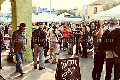 Fourth Avenue Holiday Street Fair in 2017 - Tucson, Arizona