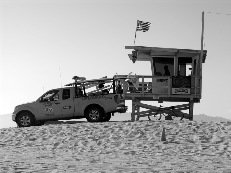 Bay Watch, Venice Beach, CA