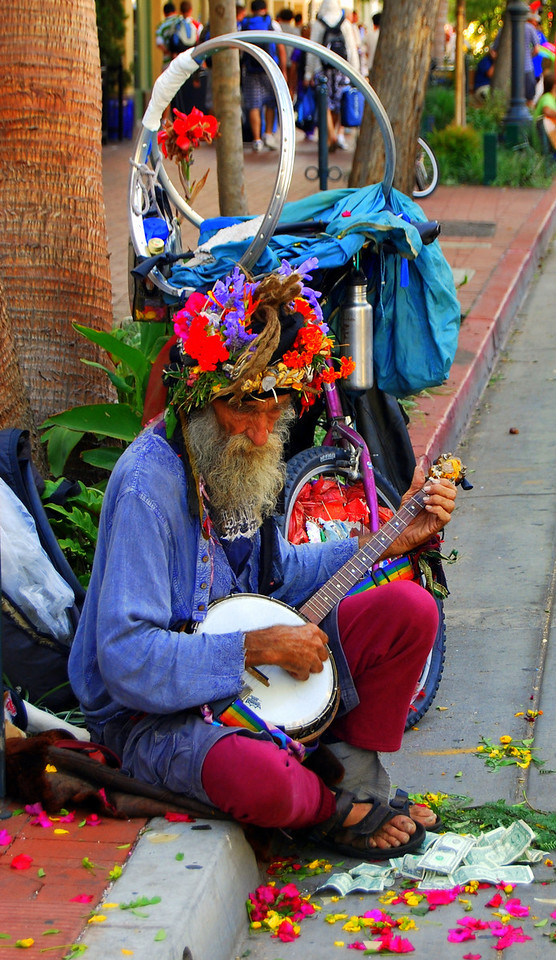 Peace and Love, Santa Barbara, CA