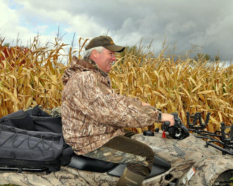 Pheasant View Farms, Inc. ~ Co-Owner Craig Kota