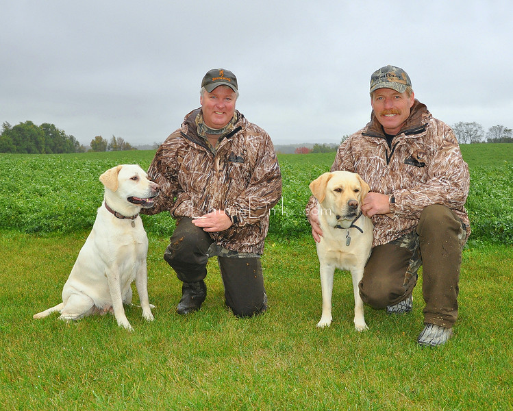 "Pheasant View Farms, Inc  <a href=""http://www.pheasantviewfarms.com"">http://www.pheasantviewfarms.com</a> <br /> Co-Owners Craig Kota (w/ Libby) & Craig Brocious (w/ Baily)"