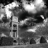 Dramatic Homeplace Clock Tower