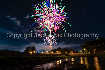Prattville fireworks
