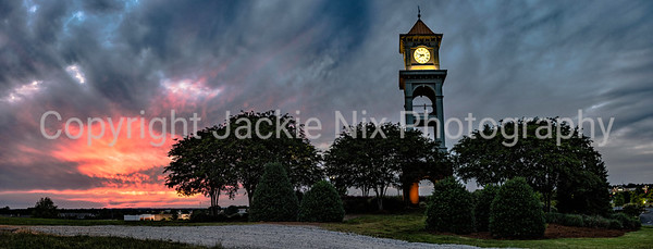Clock Tower Panorama