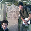 George and Andrew..hmm how many miles would that be?