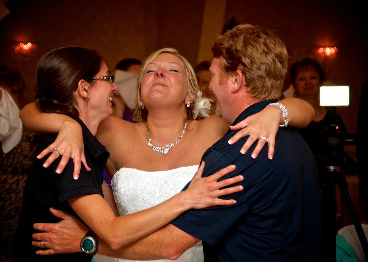 Vicki and Ben Wedding