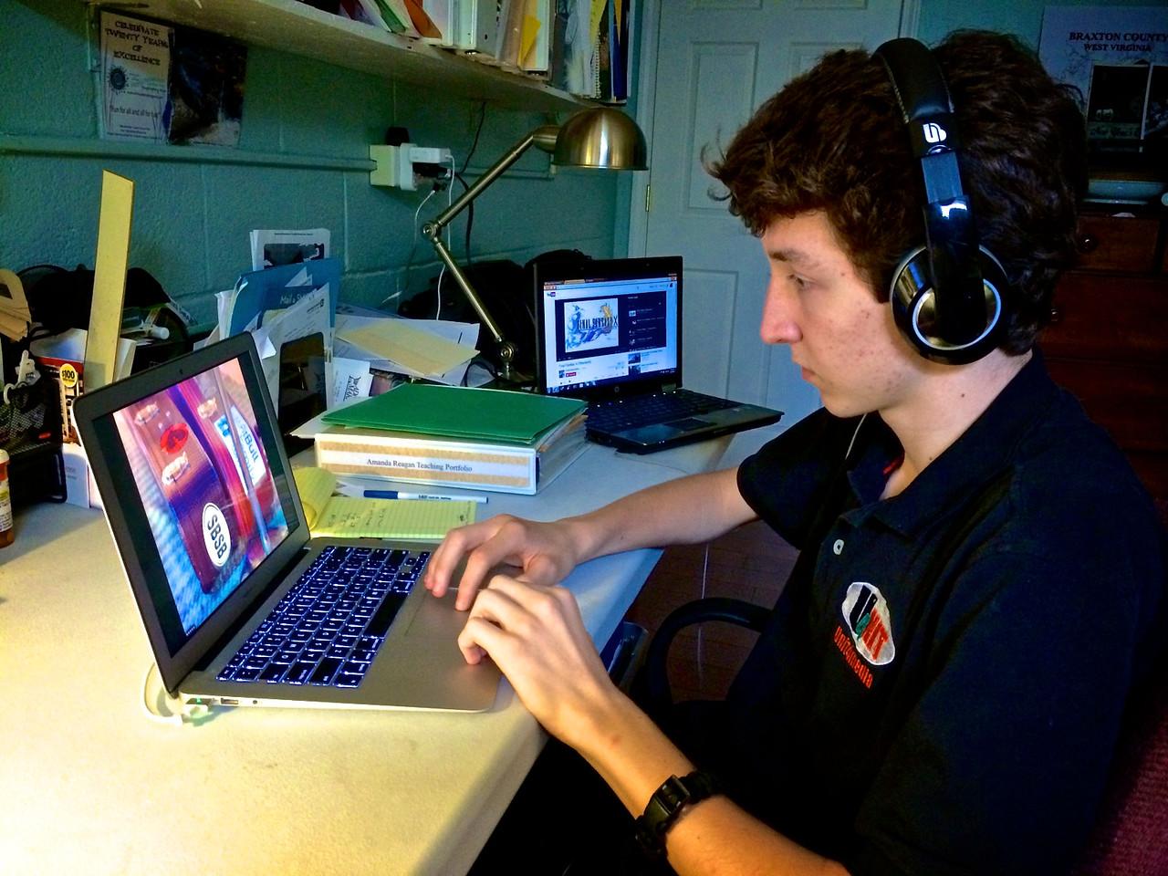 Unit4media digital video editing