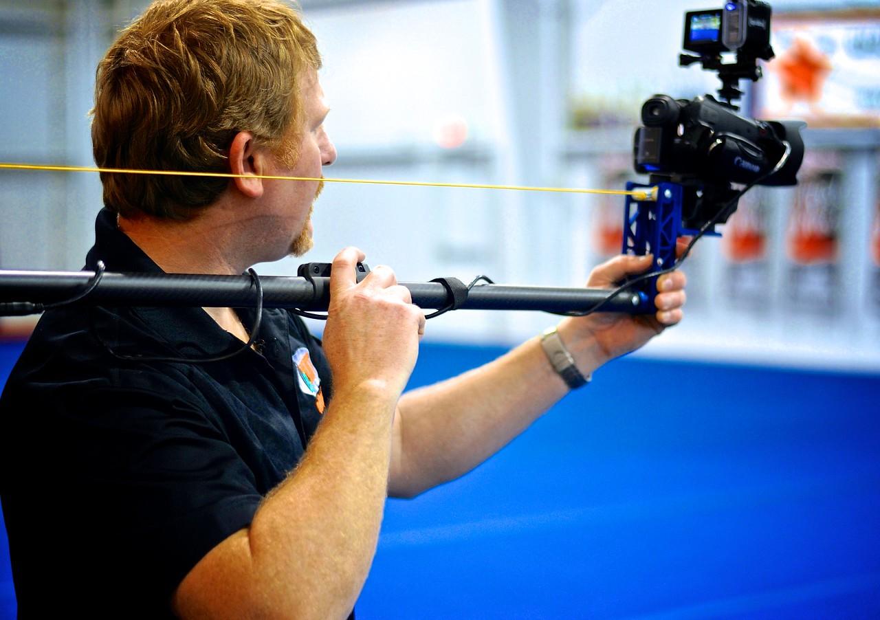 Unit4media Filming CTA High Flyers