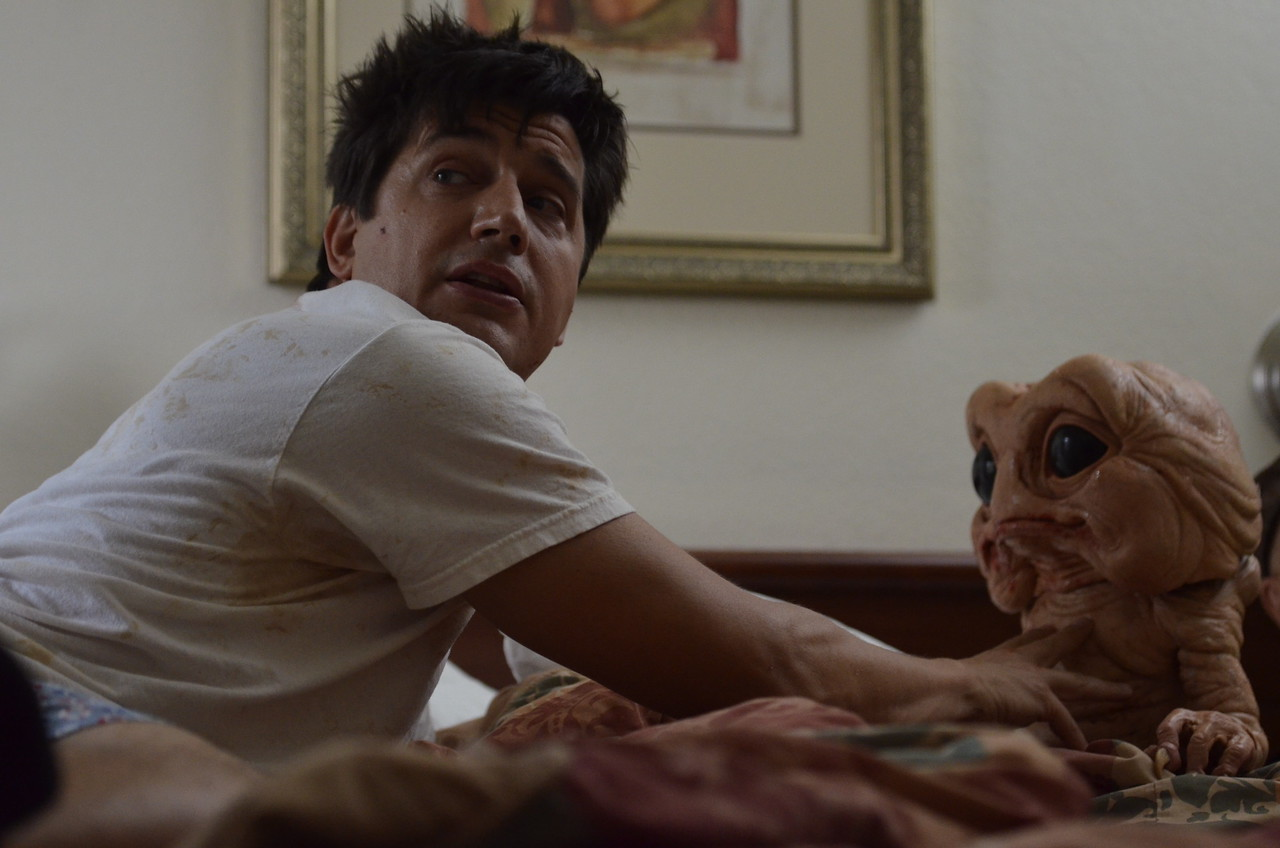 Ken Marino in Bad Milo.