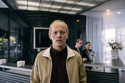 Thure Lindhardt in Bald.