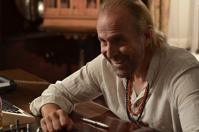 Peter Stormare in Bad Milo.